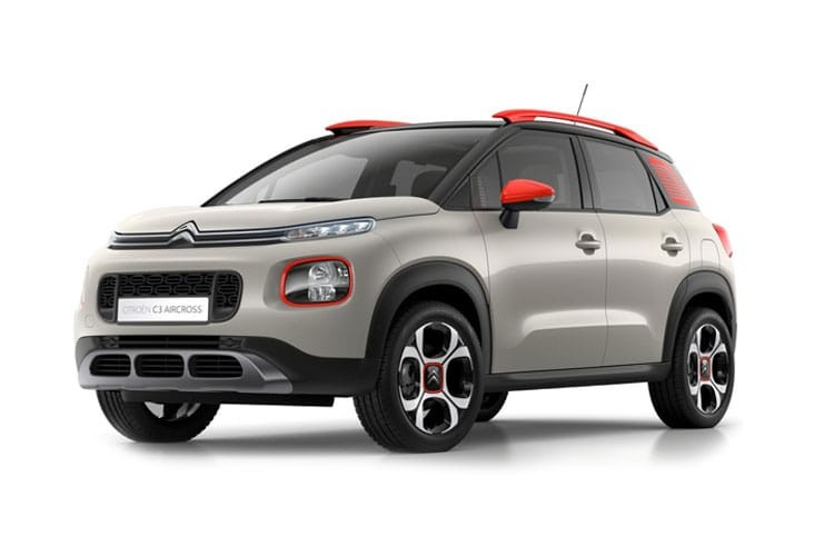 Citroen C3 Aircross Hatchback 1.2 Puretech 110 Flair 6speed Start+Stop