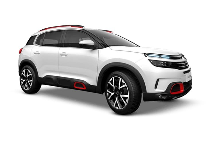 Citroen C5 Aircross SUV 1.2 Puretech 130 Flair Plus EAT8 Start+Stop