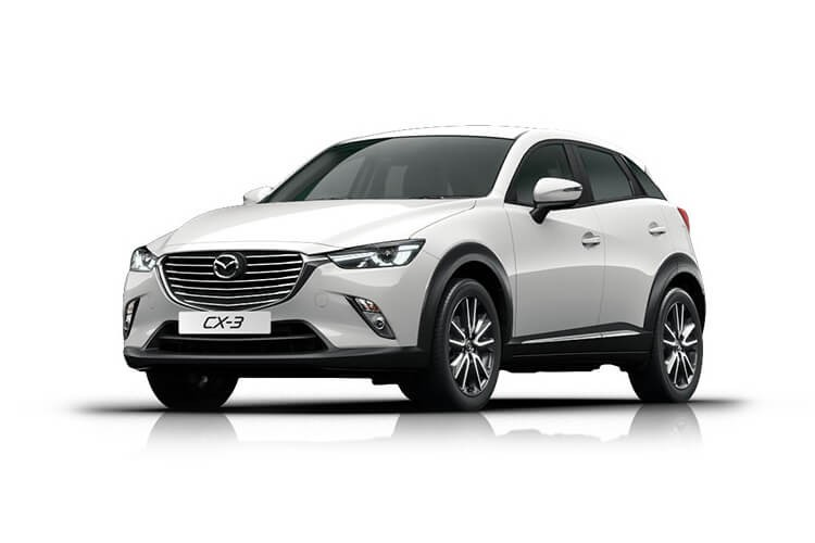 Mazda CX-3 Hatchback 5 Door Hatch 2.0 121ps SE Nav+ 2WD