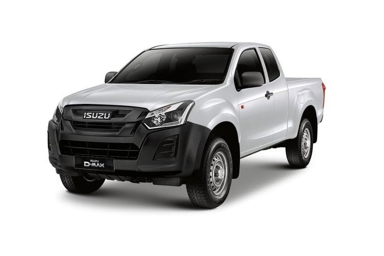 isuzu d max pick up 1 9 extended cab 4x4 leasing deal from. Black Bedroom Furniture Sets. Home Design Ideas
