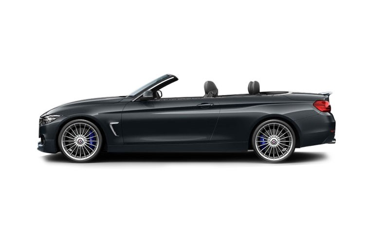 BMW Alpina D4 Convertible Convertible 3..0 Biturbo Switch-Tronic