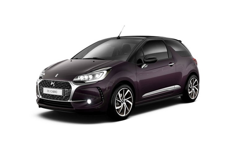 DS Automobiles 3 Cabriolet DS 3 Cabriolet 1.2 Puretec Connect Chic EAT6 Start+Stop