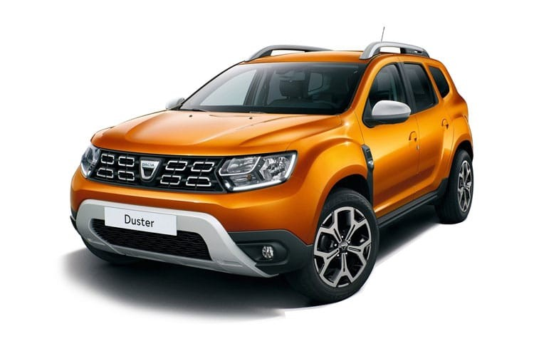 Dacia Duster SUV 5 Door 1.5 Blue dCi 115 Techroad 4X4