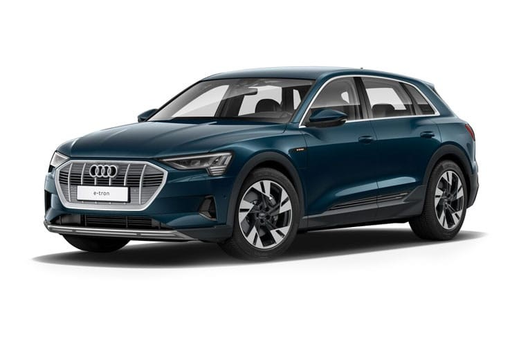 Audi E-Tron Estate 55 95kw Quattro 408ps