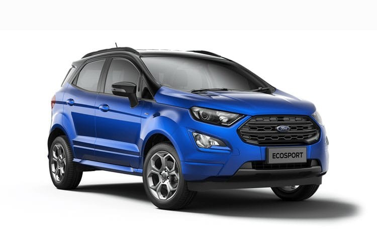 Ford Ecosport Hatchback 5 Door Hatch 1.0 EcoBoost 100 Zetec Navigation