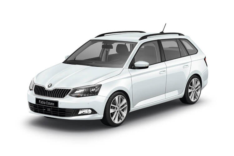 Skoda Fabia Estate 5 Door Estate 1 0 Tsi 110ps Monte Carlo Leasing