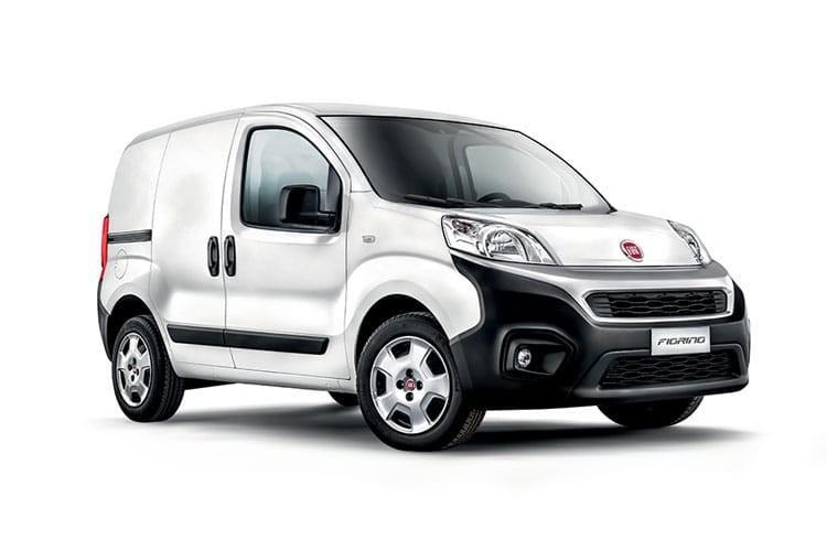 Fiat Fiorino Van Cargo 1.3 Multijet 80 Adventure Start+Stop