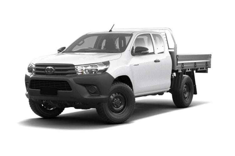 Toyota Hilux Pick-Up Ex/Cb/Dsd 3.2t 2.4 D-4D Active