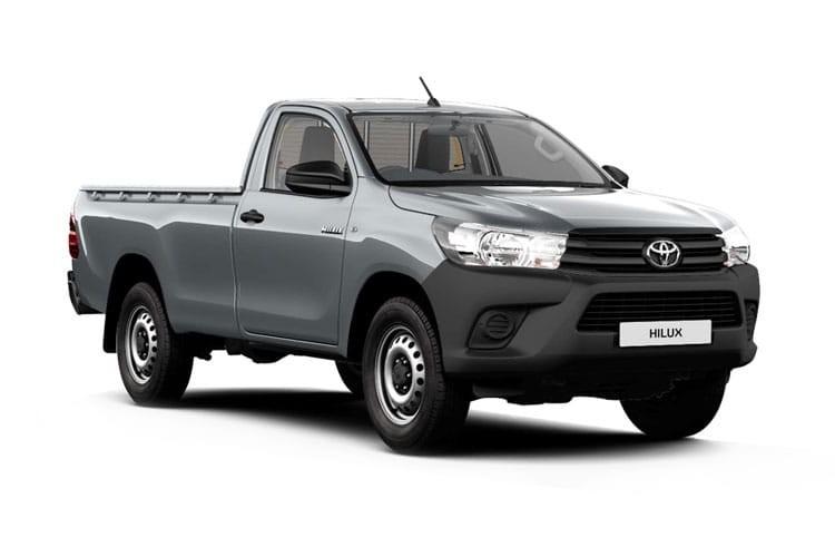 Toyota Hilux Pick-Up Single Cab 3.5t 2.4 D-4D Activ TSS