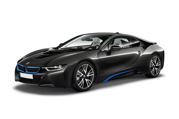 BMW i8 Coupe 2 Door Coupe 1.5 LCI Auto