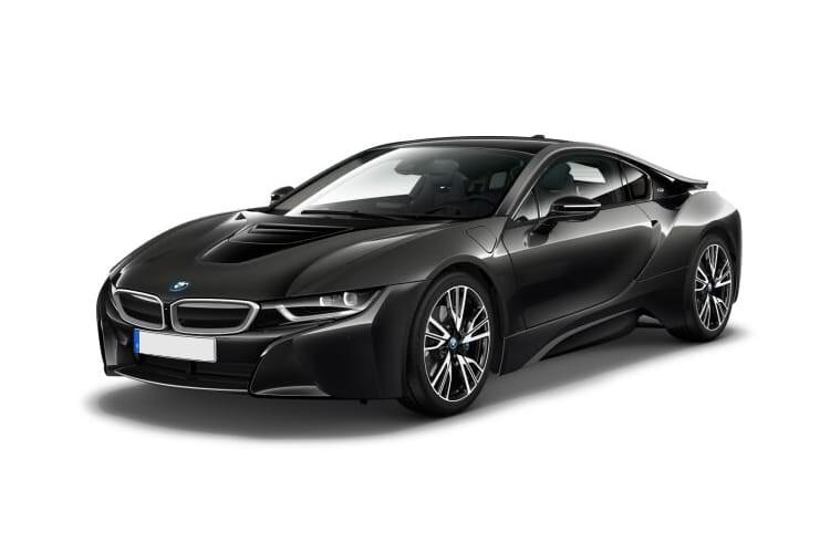 BMW i8 Coupe 2 Door 1.5 LCI Auto