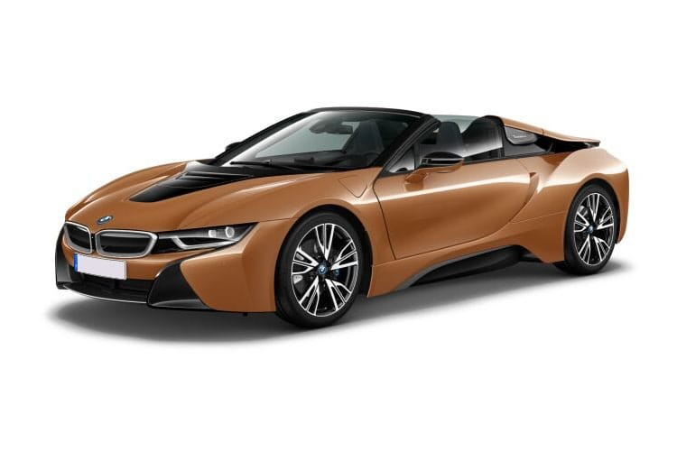 BMW i8 Roadster 2 Door 1.5 Auto