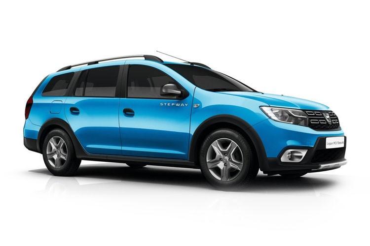 Dacia Logan MCV Estate Stepway 1.5 dCi Blue 95 Comfort