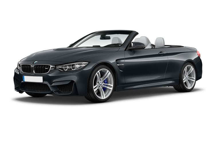 BMW M4 Convertible 2 Door 3.0 DCT LCI