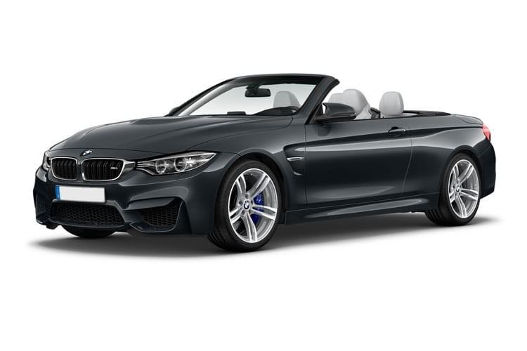 BMW M4 Convertible 2 Door 3.0 LCI