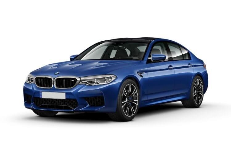 BMW M5 Saloon 4 Door Saloon 4.4 xDrive Auto