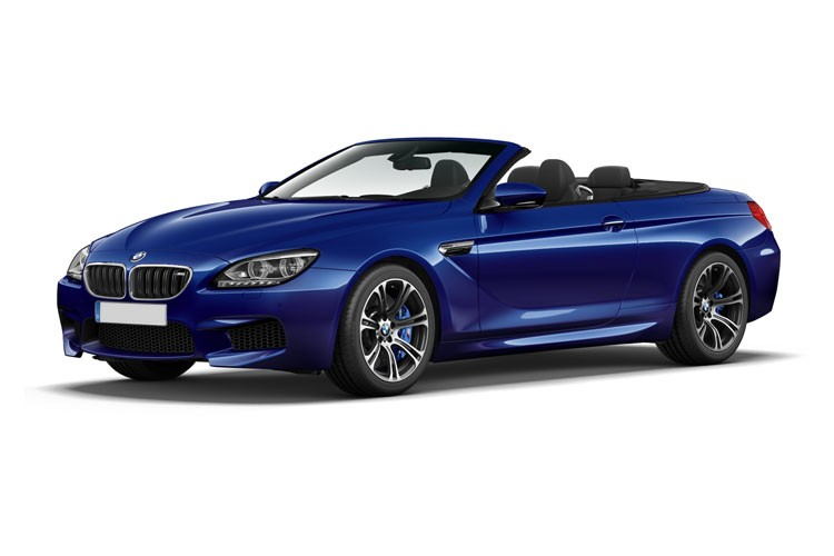 BMW M6 Convertible 2 Door Convertible 4.4 M DCT