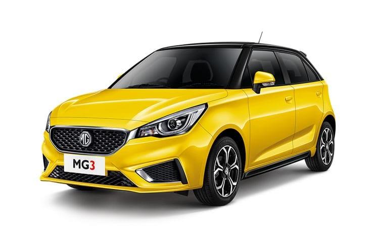 MG Motor UK 3 Hatchback MG3 5 Door Hatch 1.5 Dohc VTi-TECH Excite
