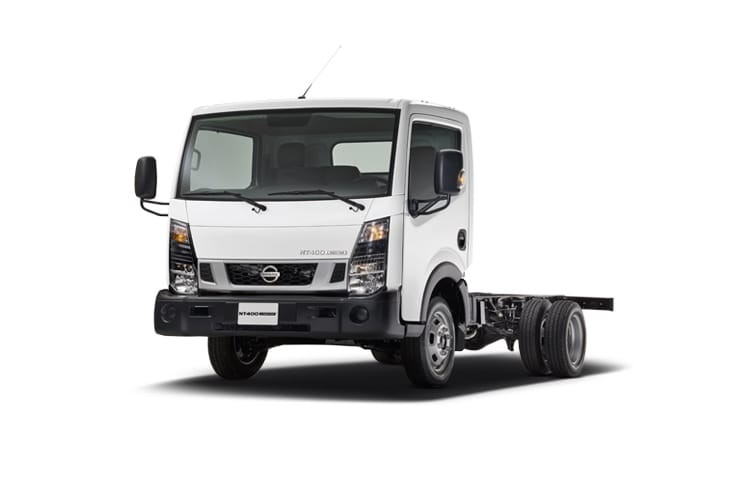 Nissan NT400 Cabstar MWB High Payload Chassis 35.13 3.0dCi