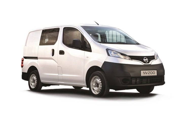 9a207982f4 Nissan NV200 Van Crew 1.5dCi 90 Acenta Leasing Deal from CarLeasing ...