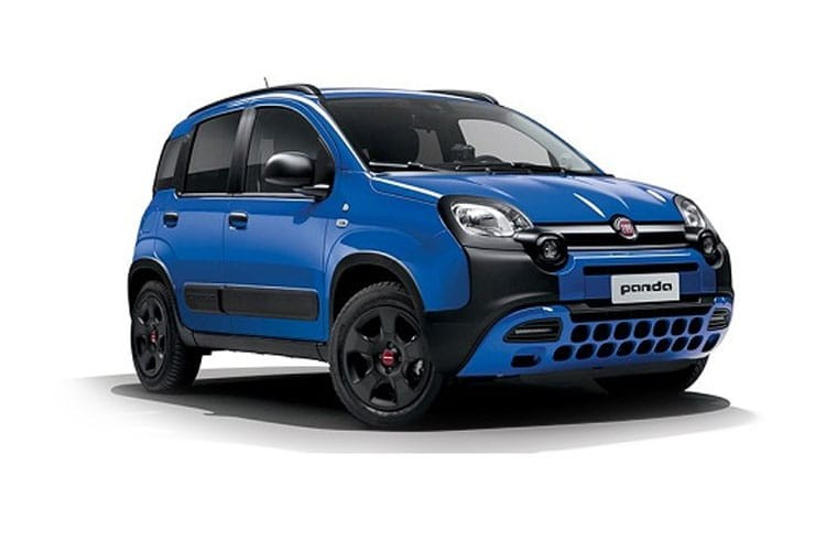 Fiat Panda Cross 5 Door Hatch 0.9 90hp Twinair Waze 4X4