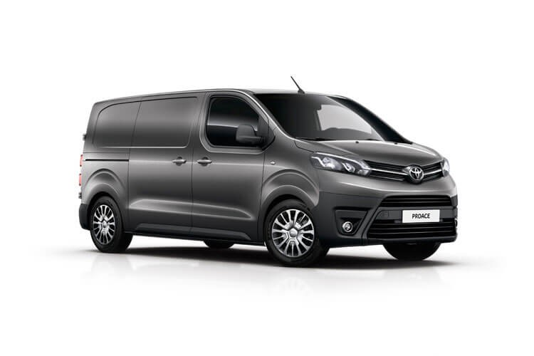 Toyota Proace Van 2.0D 120 Icon Medium