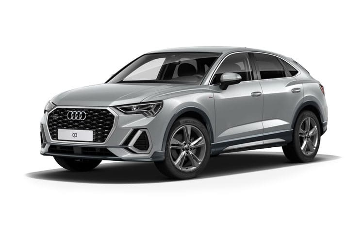 Audi Q3 Sportback 35 TFSI Cod Edition 1 Comfort+Sound Pack S tronic