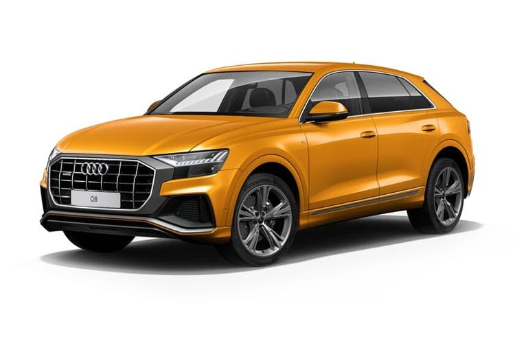 Audi Q8 SUV 5 Door 50 TDI286 Quattro Edition 1 Comfort+Sound Pack Tiptronic