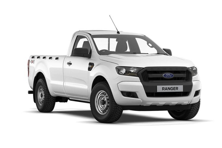 Ford Ranger Pick-Up Pick Up 2.0 Ecoblue 170 Super XL 4X4