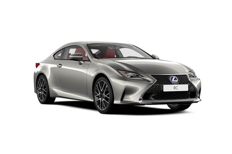 Lexus RC Coupe 300h 2.5 RC Leather Sunroof CVT