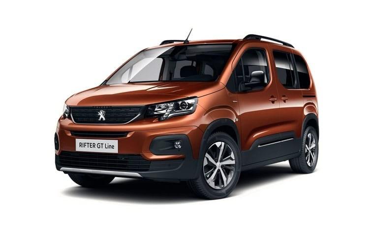 Peugeot Rifter Estate Long 1.2 Puretech 110 Active 7Seat Start+Stop