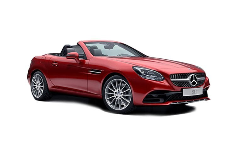 Mercedes SLC Roadster 300 2.0 245hp AMG Line Auto