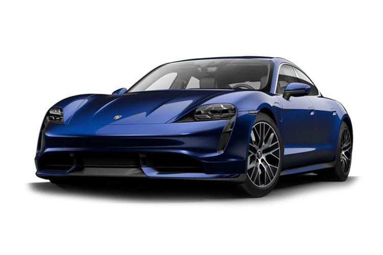 Porsche Taycan Saloon 4 Door 500kW Turbo 93kWh Auto