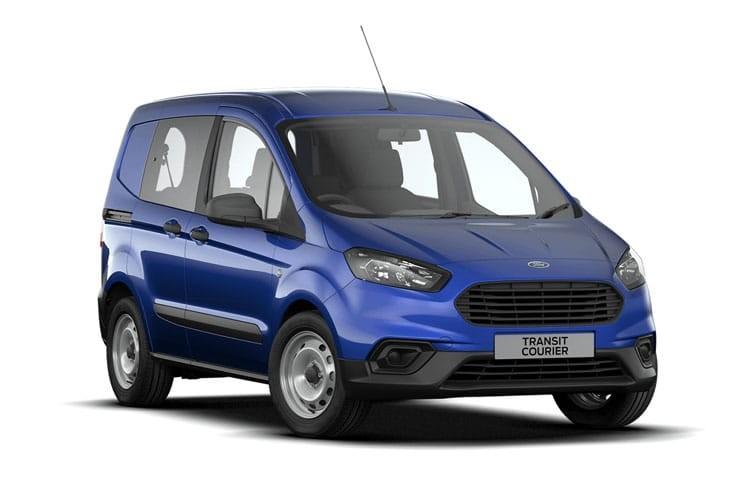 Ford Transit Courier Van Kombi M1 1.5TDCi 6speed Start+Stop