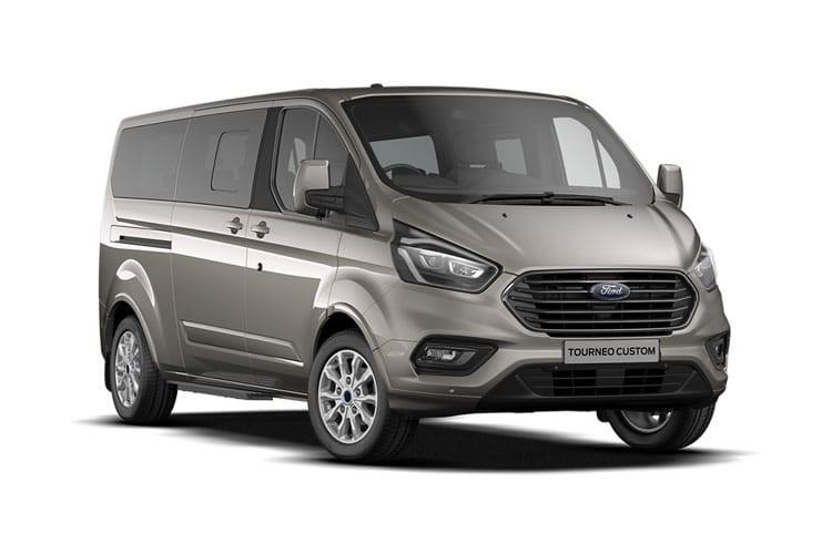Ford Transit Custom Van Tourneo Custom 320L2 2.0 Ecb 130 Shuttle