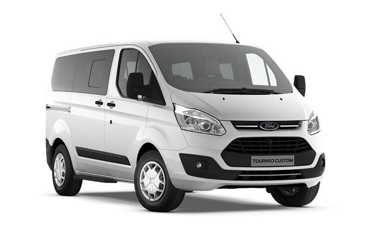 Ford Transit Custom Van Tourneo Custom 310L1 2.0TDCi 130ps Titanium