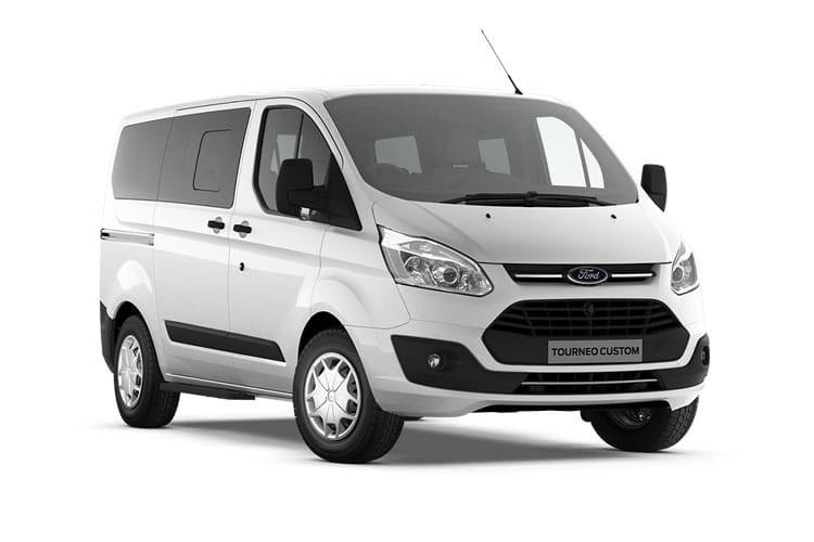 Ford Transit Custom Van Tourneo Custom 310L1 2.0TDCi 130 Titanium Auto