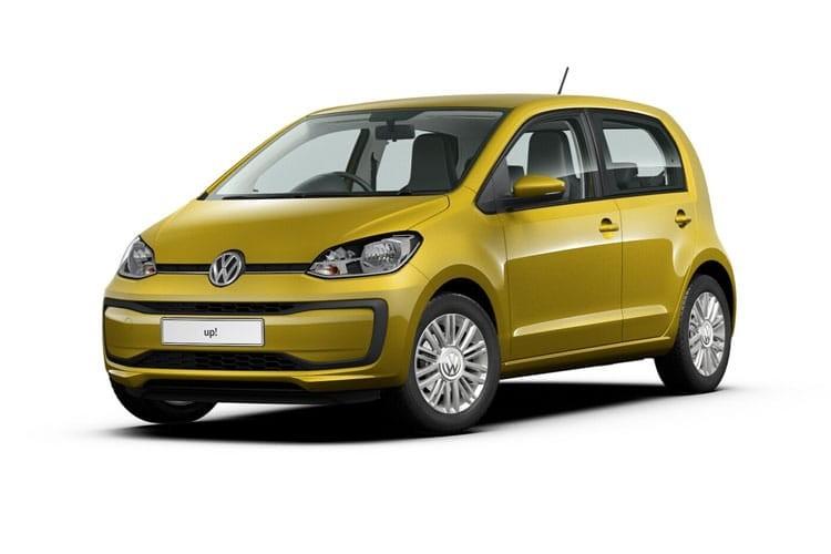 Volkswagen Up Hatchback 5 Door Hatch 1.0 60PS Take Up Start+Stop