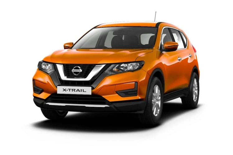 Nissan X-Trail SUV 1.7DCI Visia Smart Vision Pack