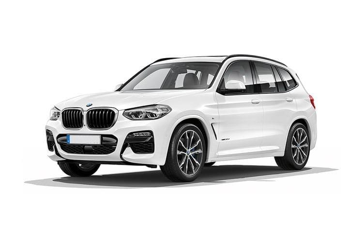 BMW X3 SUV 5 Door xDrive20d M Sport Auto