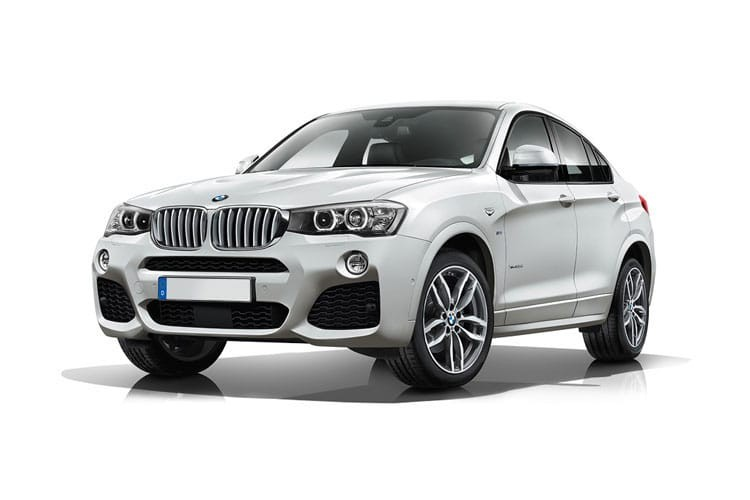BMW X4 SUV 5 Door xDrive30d M Sport Tch/Pls Pack Auto G02