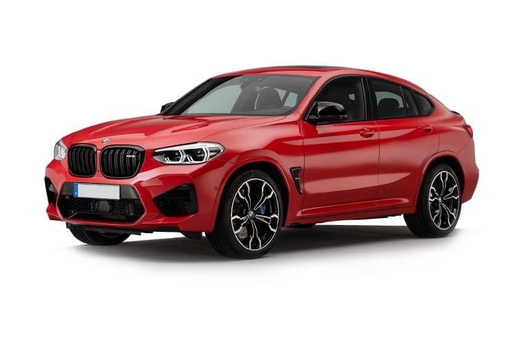BMW X4 SUV 5 Door M Competition Auto