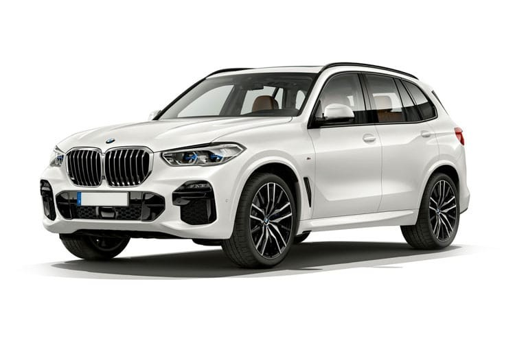 BMW X5 SUV 5 Door xDrive30d M Sport 7Seat Tch/Pls Pack