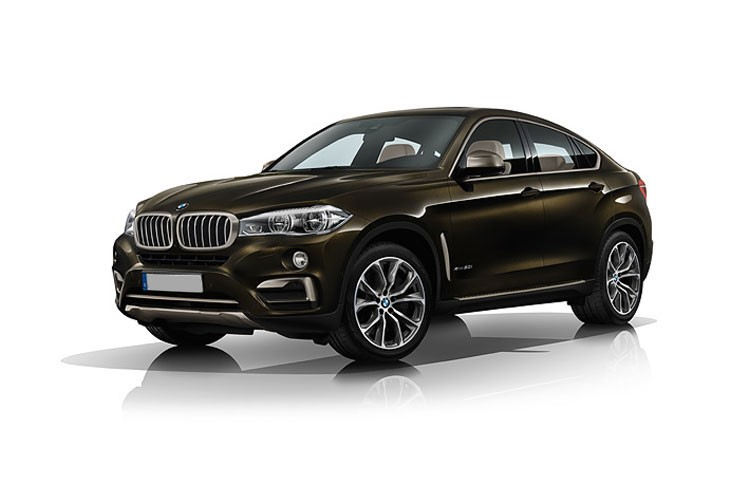 BMW X6 SUV 5 Door Estate 3.0 xDrive40d M Sport Edition