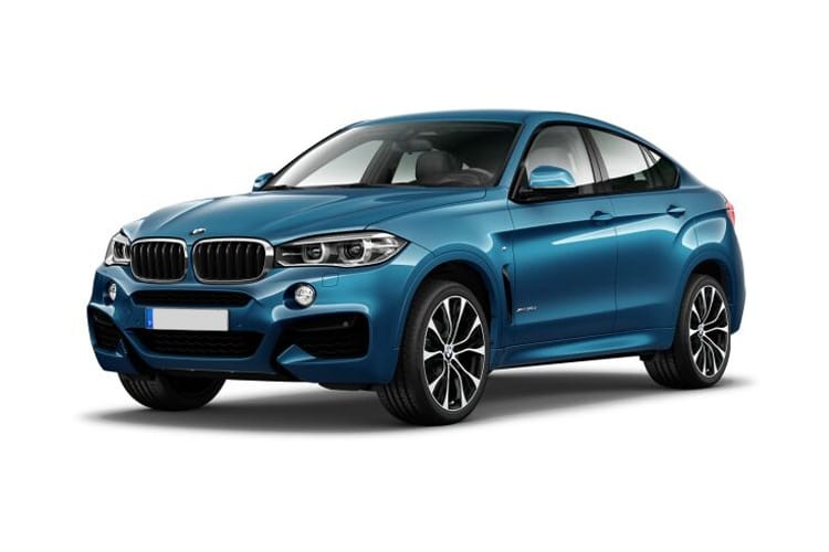 BMW X6 SUV 5 Door Estate 3.0 M50d