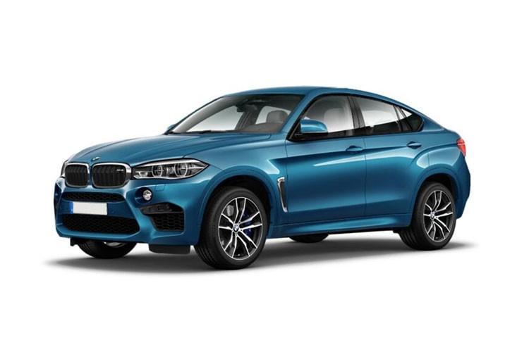 BMW X6M SUV 5 Door 4.4 V8 Auto