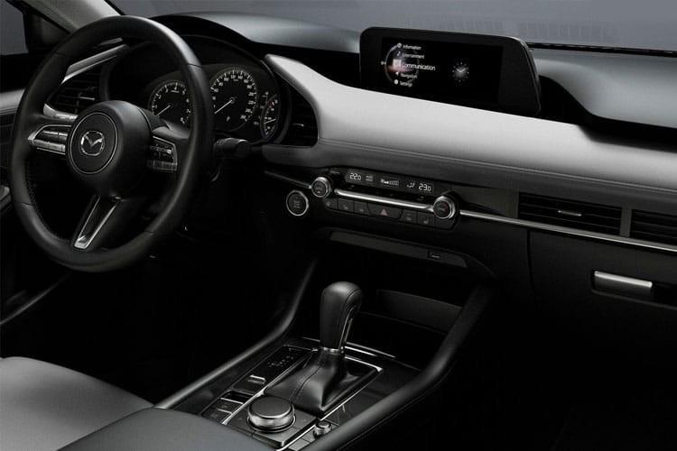 Mazda 3 Hatchback 5 Door Hatch 1.8d 116ps Sport Lux