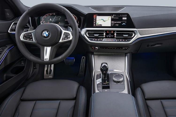 BMW 3 Series Saloon 330d 3.0 Mht M Sport Tech Auto
