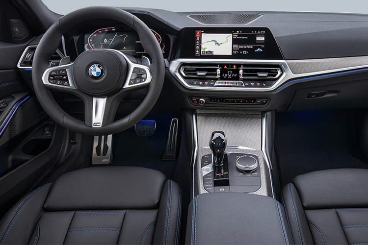 BMW 3 Series Saloon 318d 2.0 M Sport Plus Pack Auto