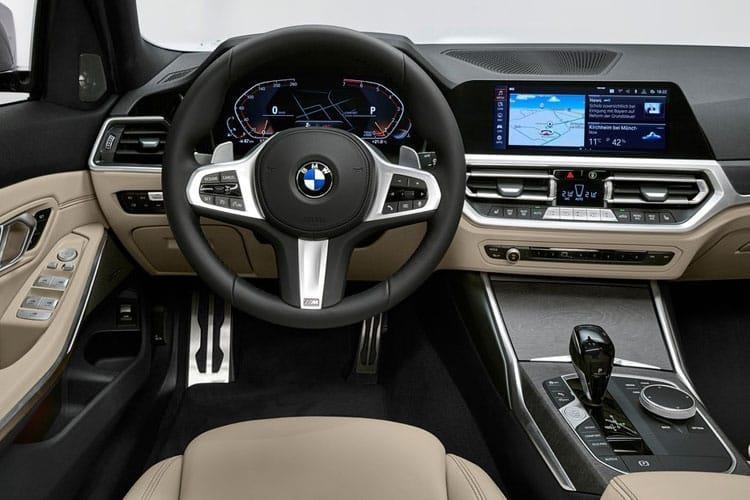 BMW 3 Series Touring 320d 2.0 48V Mht SE Auto